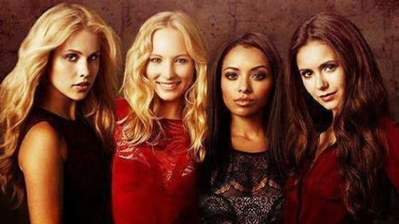 Elena, Katherine, Bonnie, Caroline or Rebekah? take the quiz to know who you are :) my firt quiz...