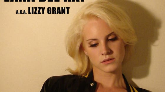 Before Lana Del Rey, there was Lizzy Grant.