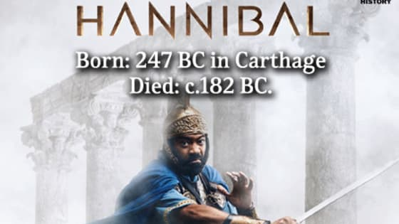 Hannibal Barca was Rome's greatest adversary and likely the greatest military general of his generation. Find out more about Hannibal's life in Barbarian's Rising on HISTORY. Wednesdays at 10pm.
