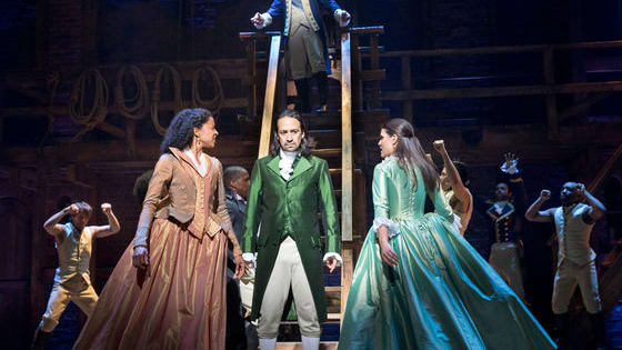 Figure out which Hamilton Character you best relate to!