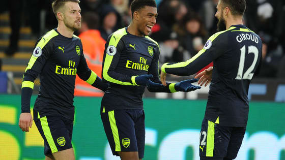 Alexis, Cech, Ramsey, Iwobi - vote in the poll below