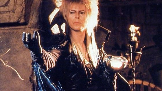 We'll give you a quote from Jareth The Goblin King, as played by David Bowie - all you have to do is fill in the missing words.