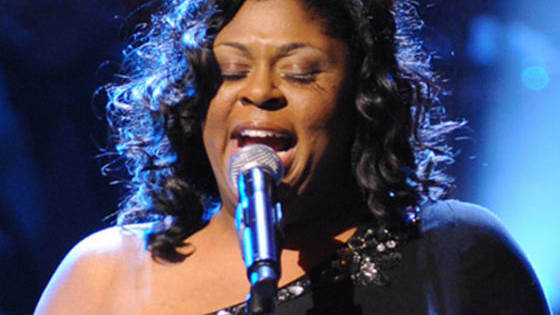 "Kim Burrell is a preacher and gospel singer and was recorded making some incredibly homophobic comments to her congregation recently. She collaborated with Pharrell on a song for the upcoming film ""Hidden Figures"""