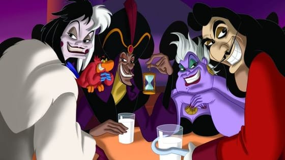 Are you Maleficent, Scar, Ursula, Cruella, Hook, Jafar, the Stepmother or the Evil Queen?