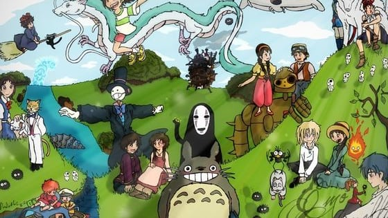 """Which famous anime film are you by Hayao Miyazaki... the """"Walt Disney"""" of Japan?!!"""