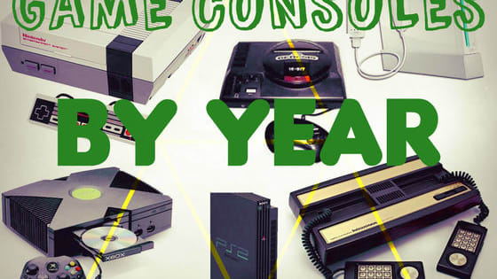 """From Mattel's """"IntelliVision"""" to Sony's """"Playstation 4"""",  there have been a lot of amazing game consoles. Their release dates are ingrained in some of us. How many do you know?"""