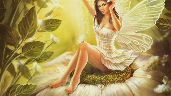 Take this quiz to discover your inner fairy!