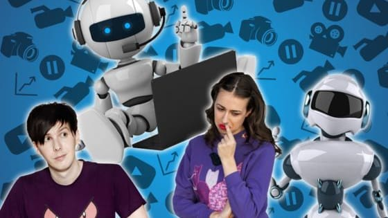 Sometimes YouTubers tweet the weirdest things - but can you tell them apart from robots designed to do just that?
