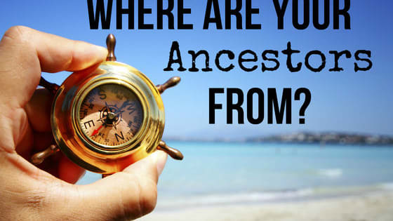 There is no sure way to track genealogy without a proper DNA test, but many commonplace clues can give us an idea of where our ancestors came from and what part of the world brought our family trees into being.