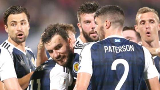 Slovakia vs Scotland