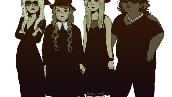 Which American Horror Story: Coven witch are you most like?