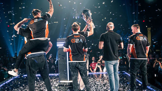 How much can you remember from CS:GO's DreamHack Masters Las Vegas 2017?