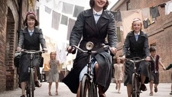 """Which midwife are you most like in the popular BBC drama, """"Call the Midwife""""? Are you more like the glamorous Trixie or the clumsy Chummy. Please note, I have only included the midwifes and not the nuns or other cast members from the show in the results."""