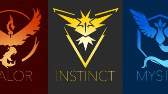 Instinct, Mystic, Valor