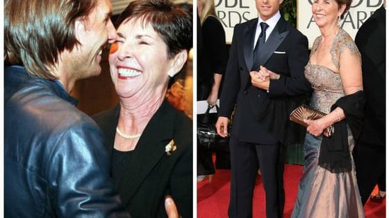 Tom Cruise's mother, Mary Lee South, passed away peacefully at the age of 80. Here are some of their best mother-son moments.