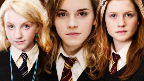 Are you Cho, Ginny, Luna, Pavarti, Hermione, Angelina, Lavender or Katie?