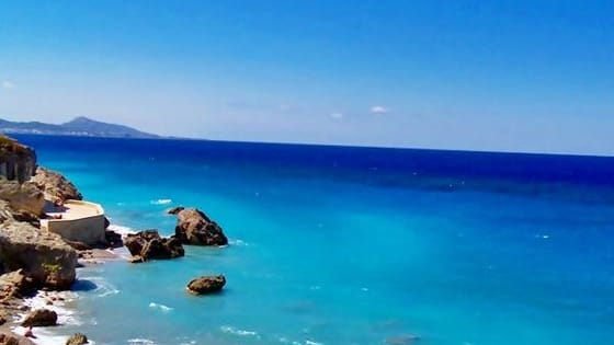 Five great beaches in Rhodes island, Greece!