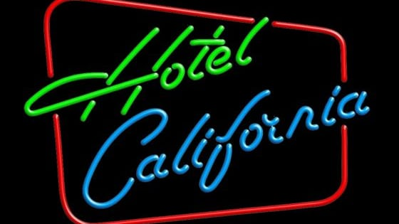 Hotel California is a Rock Classic written by Don Henley and Glen Frey with Music by Don Felder. Can You Picture The Missing Lyrics to Hotel California? Please like our page. https: //www.facebook.com/NamethePlayer