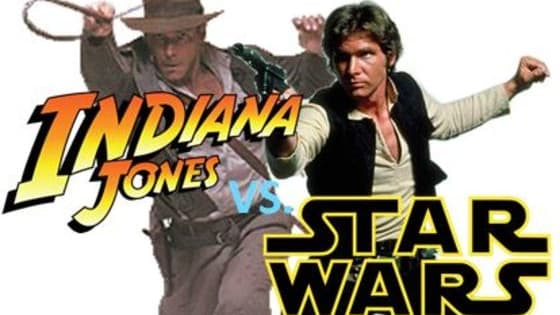 Are you the Stuck-up, half-witted, scruffy-looking, nerf herder or the courageous archeologist? Han Solo or Indiana Jones? Find out here!