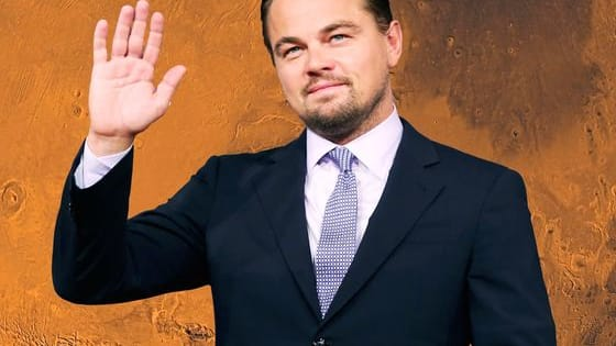 Don't worry ladies; if you have $200,000 and don't mind possibly dying, you can go to Mars with Leo!
