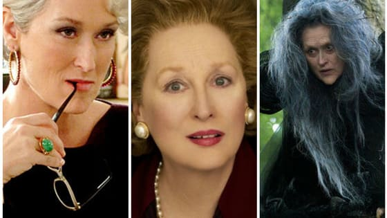 Are you tough like Miranda Priestly or more lovable like Julia Child?