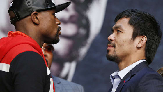 We're just days away from one of the most anticipated fights the sport has ever seen. But how well do you know the two boxing superstars?