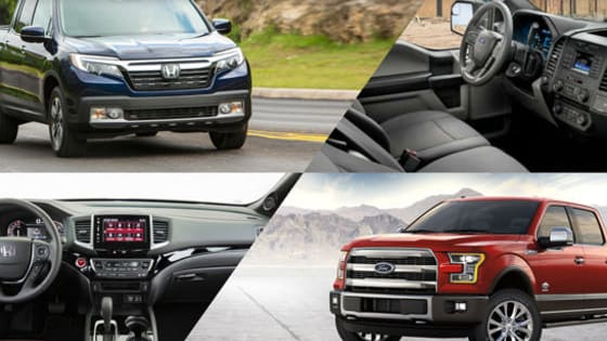 Which truck do YOU prefer, the innovative Honda Ridgeline or traditional Ford F-150?