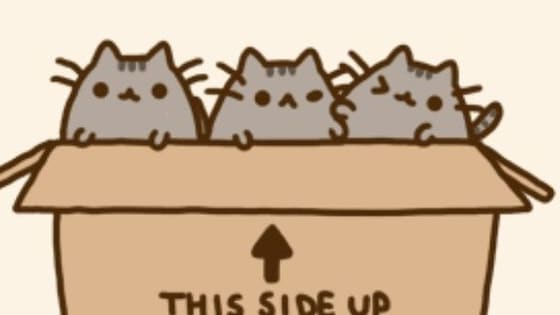 Play this game to find out which pusheen you are!