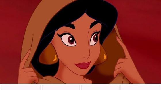 18 Disney females. Go!