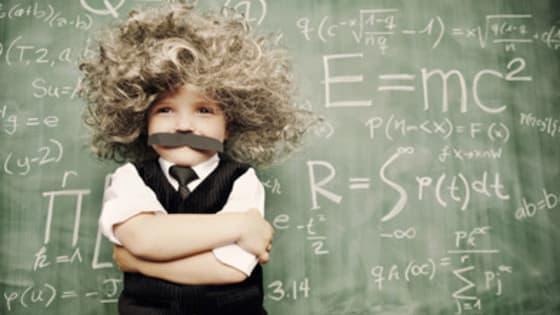 ¿Tienes algún tipo de parecido con un niño genio?