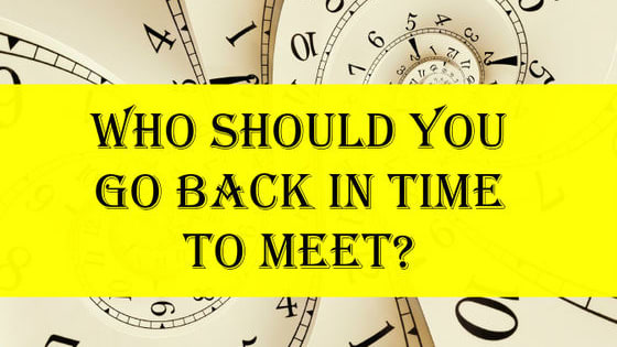 See who should you meet during your next time travel!