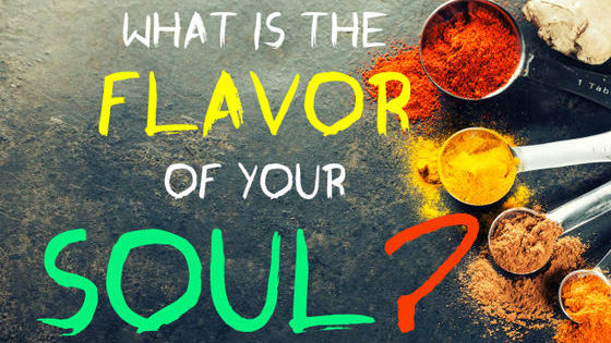 Are you sweet like vanilla, or spicy like cinnamon? Maybe you are fruity like blueberry, or perhaps bitter like coffee. Let's go through a few questions and see if we can determine the true flavor of your soul!