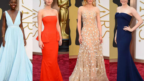 Take our quick personality quiz to find out what your Oscars red carpet dress style is.