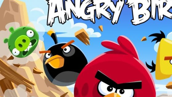 Everybody loves Angry Birds. Which one are you most like.