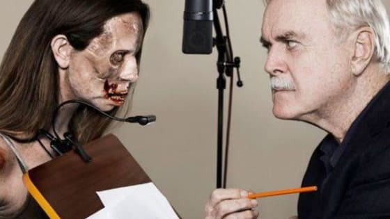 Funny man John Cleese recaps the first six seasons of The Walking Dead.