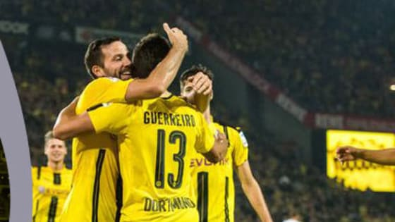 Hamburger SV vs Dortmund