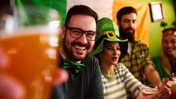 Do you go all out for St. Patrick's Day or do you prefer a tame evening with friends? It's time to raise a glass and find out your St. Paddy's drinking personality.
