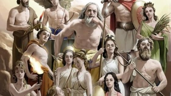 Athena, Poseidon, Demeter, there are so many Greek gods and goddesses out there! So if you're as obsessed as us, or just curious, you should totally take this quiz!