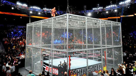 What is your favourite moment in Hell In A Cell history?