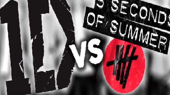 Can you guess what band sings these Lyrics? One Direction vs 5 Seconds of Summer