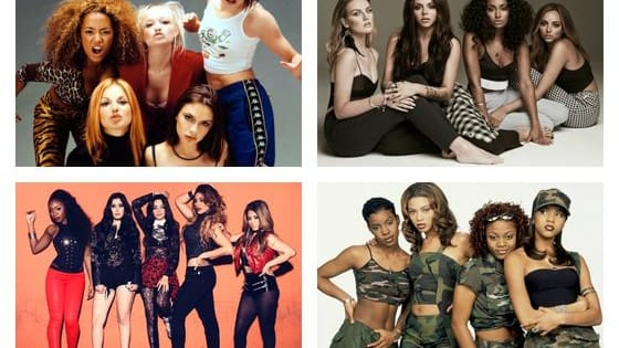 Have you always wondered if you were in a girl band, what girlband you would be in? FIND OUT NOW.