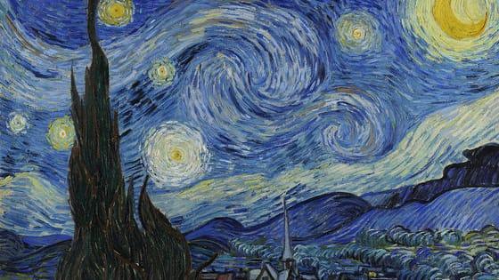 Vincent Van Gogh, Pablo Picasso, or someone else?