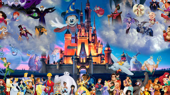Ever wondered what personality traits you share with your favorite Disney characters? Take this short quiz to find out which classic character you're most similar to!