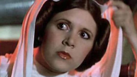 "Fans are petitioning Disney to make Carrie Fisher's ""Star Wars"" character, Princess Leia, an official Disney princess."