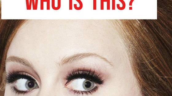 These celebrities are all easily recognizable under normal circumstances, but will you be able to put a name to a face when presented with an extreme close-up?