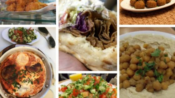 Answer these 3 questions to find out what Israeli food you are.