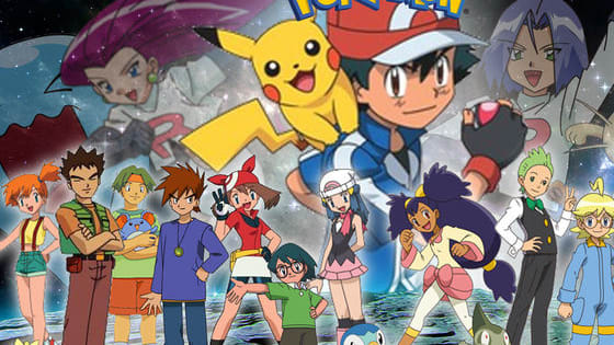Test your knowledge of the tv and video game series phenomenon that was Pokemon!