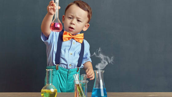Does your baby's behavior now predict what your baby will grow up to be? It just might--but we won't know if we were right for 15-20 years. Take our quiz and see what the future might hold!