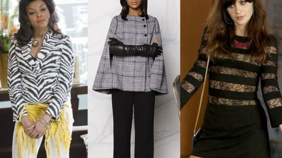 Find out which TV fashionista's closet is most like yours.