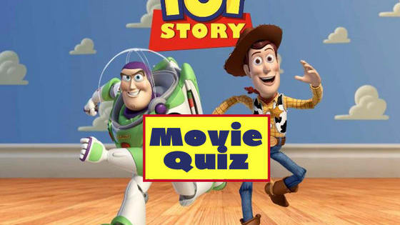 Let's see how well you know the first of our favorite Toy Story films!